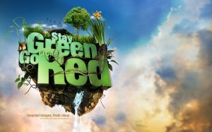 font embedding - stay green, go red